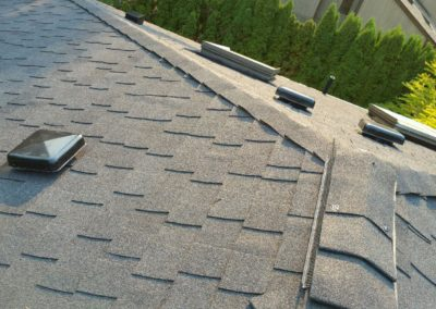Landmark TL Moire Black Roof by MCS Roofing