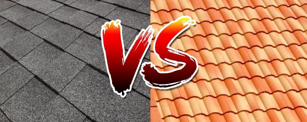 Shingle-roofing-vs-tile-roofing